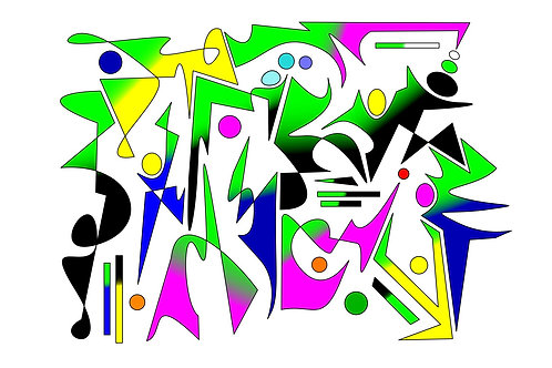 12 Piece Band - 11x17