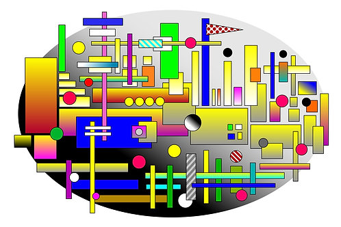 Full Color #1 - 11x17