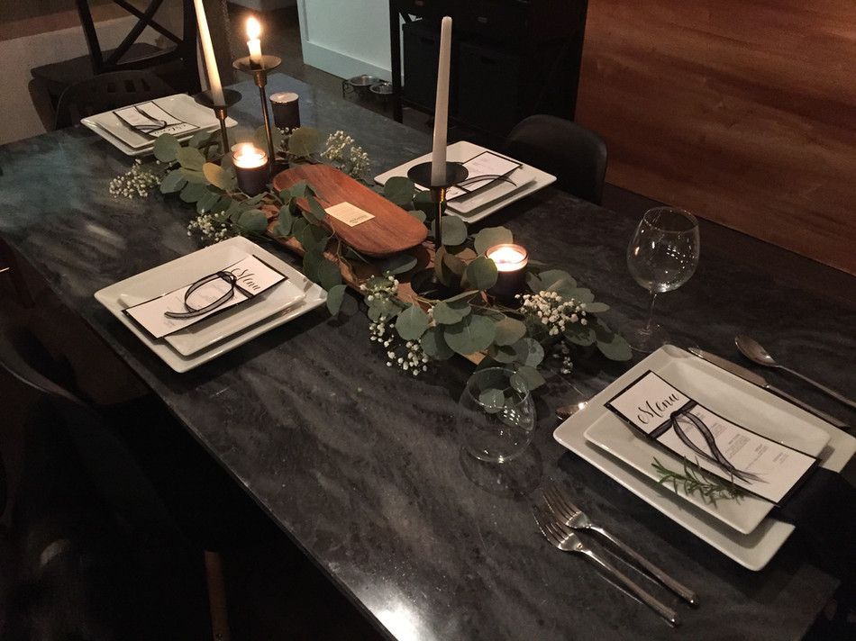 """Dinner party: The New """"going out"""""""