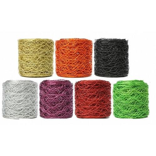 רשת לול מאלומיניום צבעוני