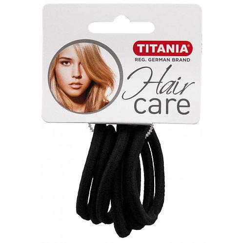 סט גומיות שחורות לשיער