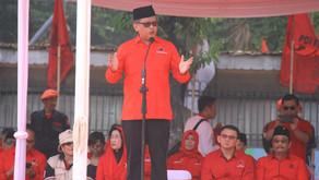 PDI Perjuangan Gelorakan Kembali Semangat Bung Karno