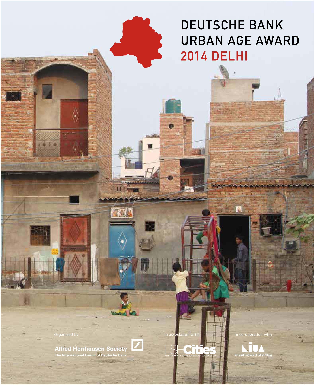 Deli award cover
