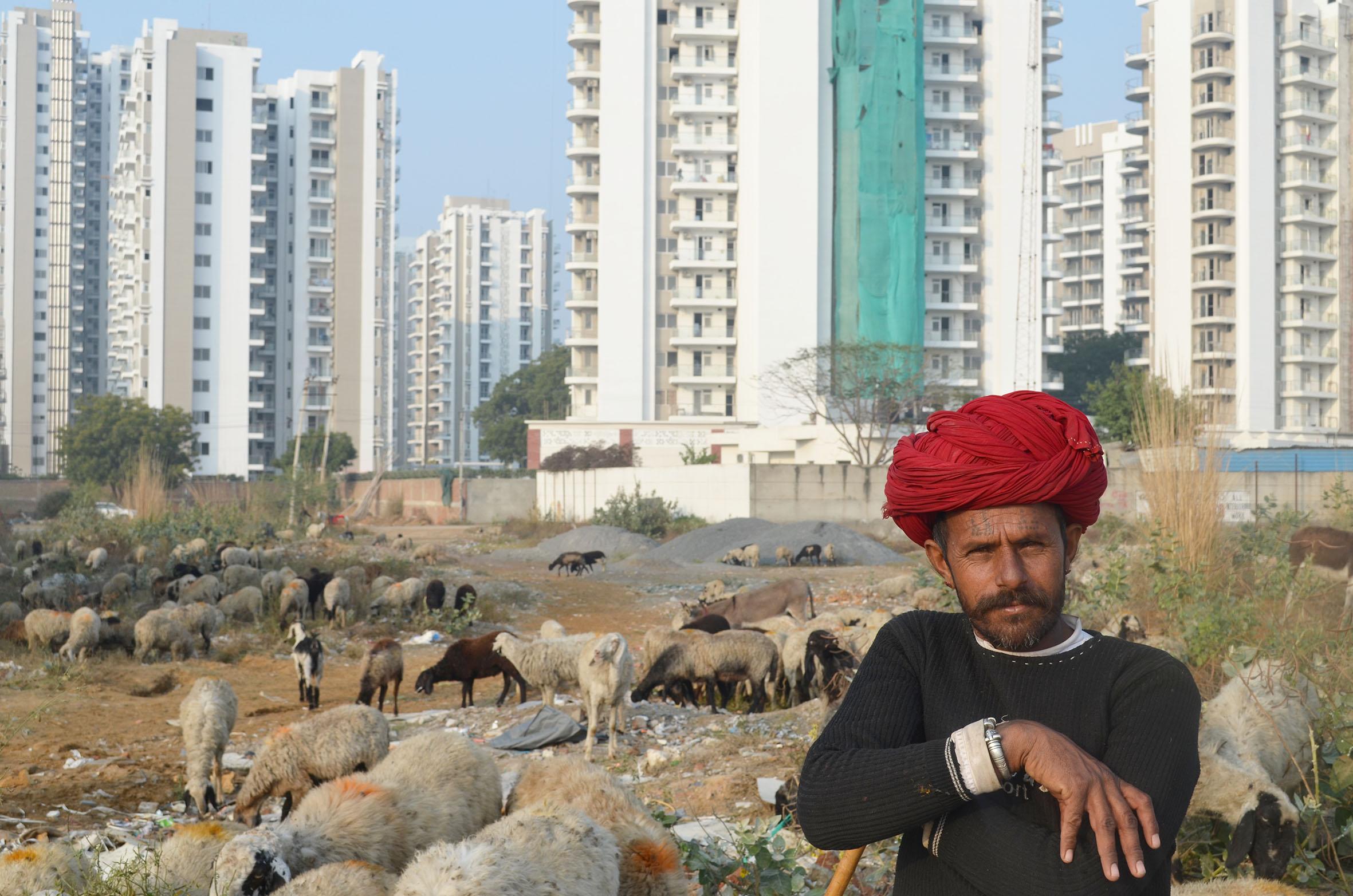 Urban Nomads?