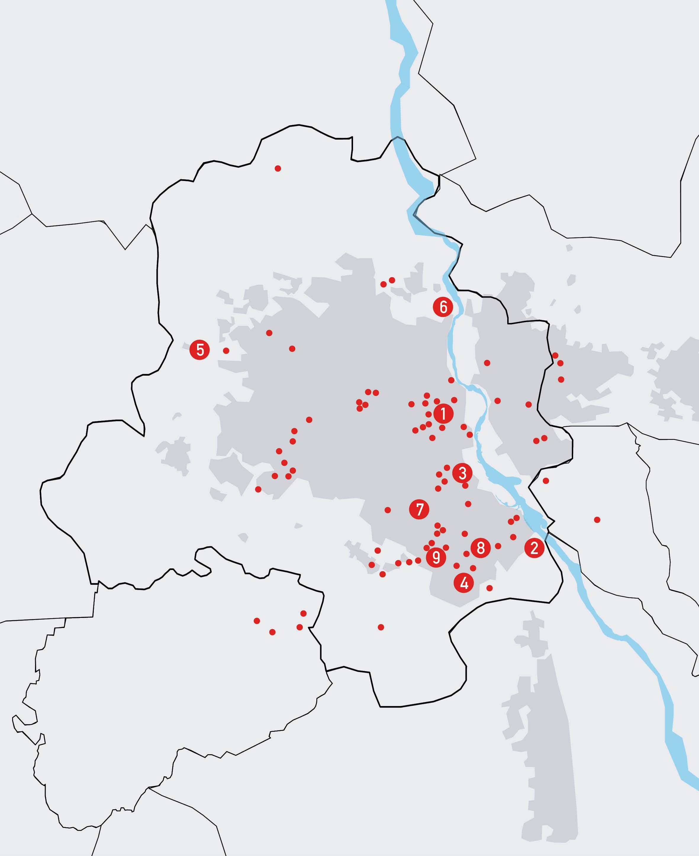 Delhi Mapping