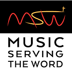 Music Serving The Word Logo
