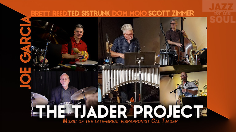 Jazz for the Soul/Joe Garcia-The Tjader Project