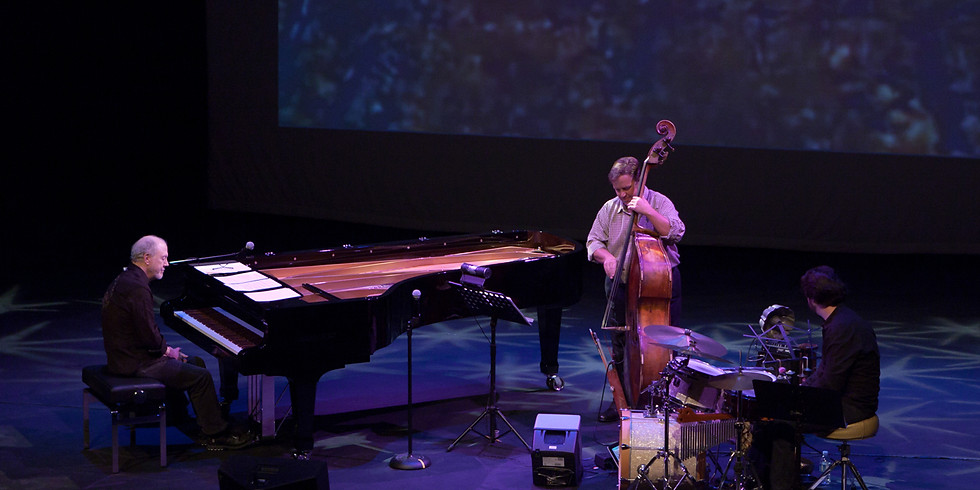Bob Ravenscroft Trio In Concert