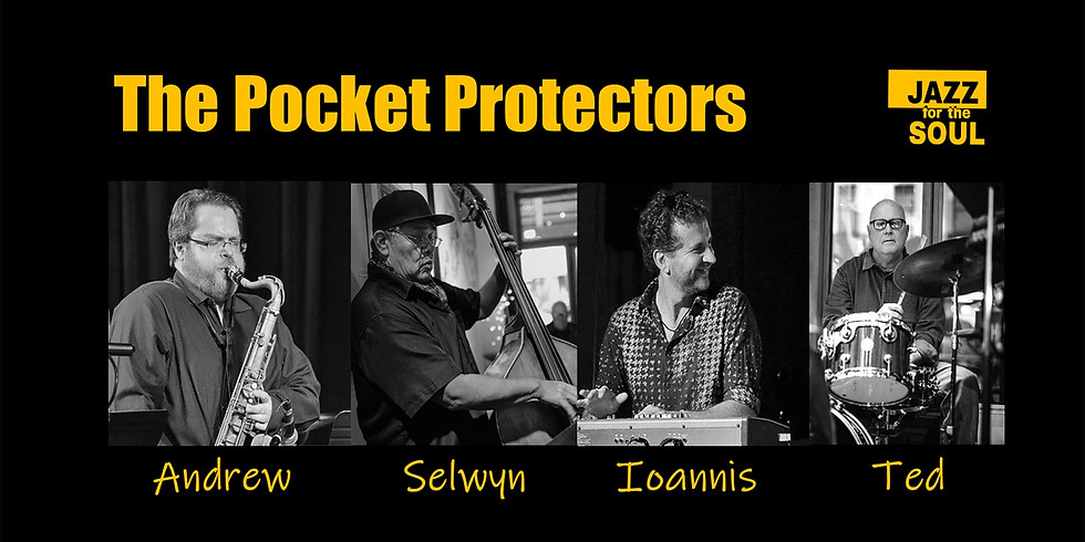 Jazz for the Soul/The Pocket Protectors