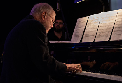 Bob Ravenscroft - Jazz Communion Service