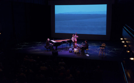 Bob Ravenscroft Trio at TCA