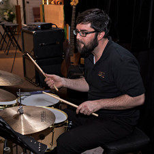 Rob Moore, drums