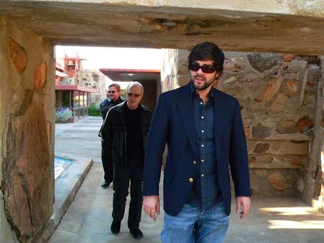 """Bob Ravenscroft's """"Inner Journeys"""" Group Planning Gigs, Recordings"""