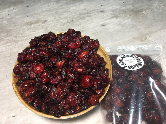 Cranberries semi confites (300g)