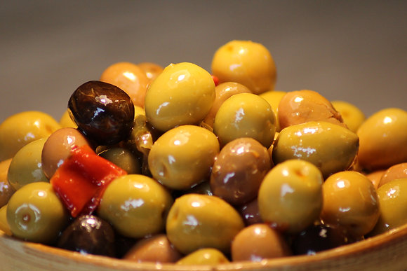 Olive mexicaine (300g)
