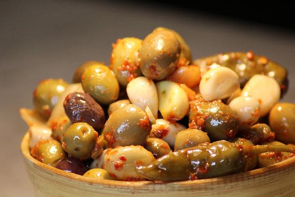 Olive piquante (300g)