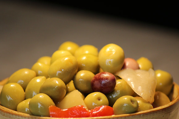 Olive barbecue (300g)