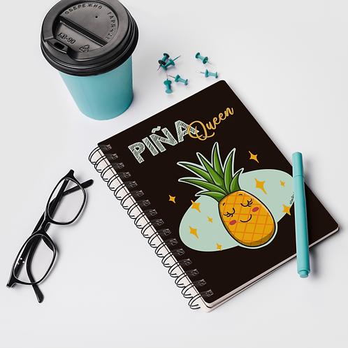 Cuaderno PIÑA QUEEN