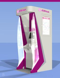 沖縄ATMブース提案B