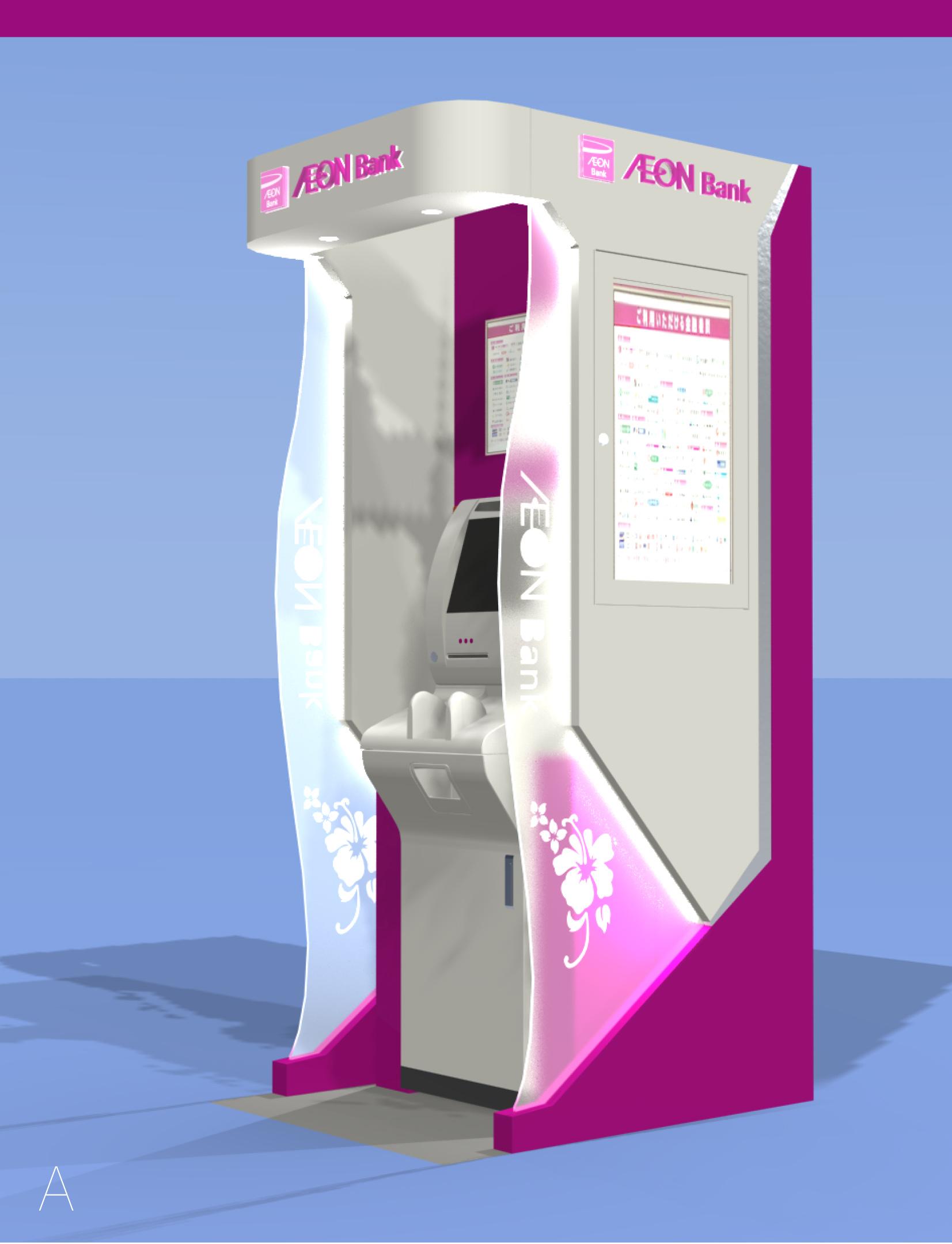 沖縄ATMブース提案A