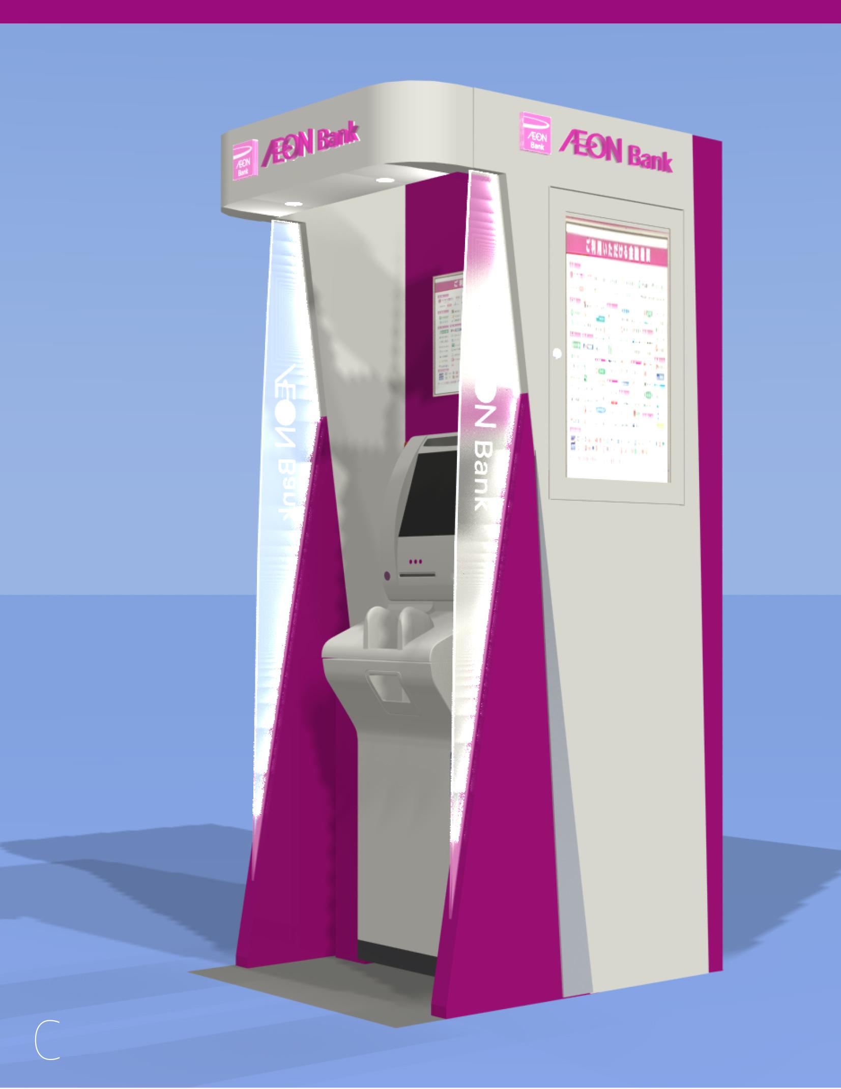 沖縄ATMブース提案C