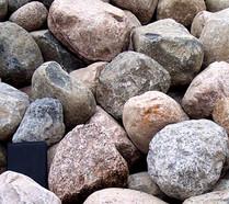 Wisconsin Granite Boulders