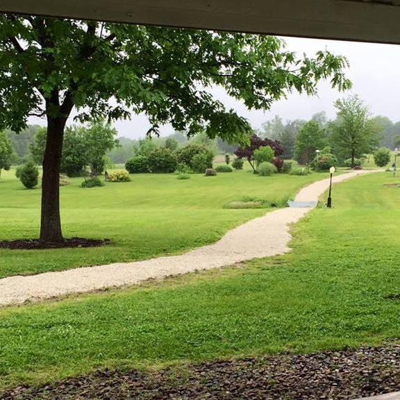 Doubet Benjamin Walking Path