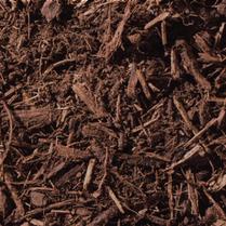 Dark Brown Hardwood Mulch