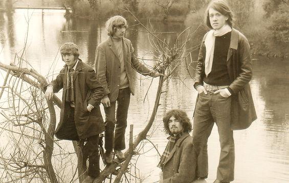 Steve, Clive, Carl, Martin