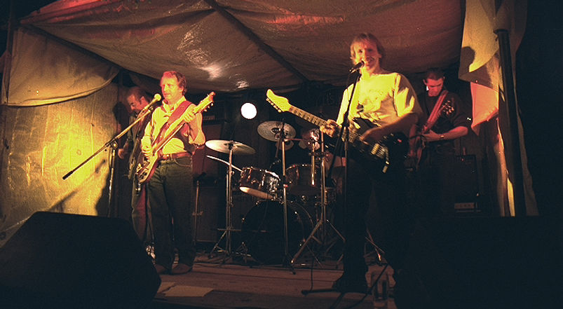 DARK On Stage 1997 Beer Festival