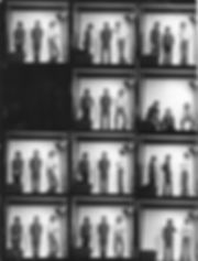 Studio Shoot Contact Sheet
