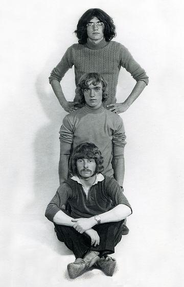 Carl, Clive, Steve