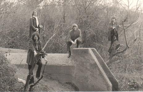 Carl, Martin, Clive Steve