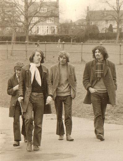 Steve, Martin, Clive, Carl