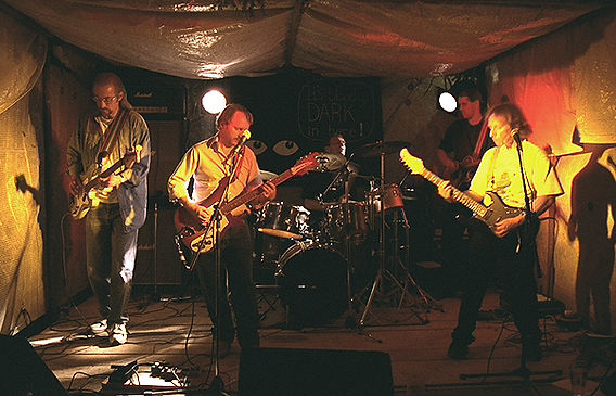 Ron, Steve, Clive, Andy, Martin