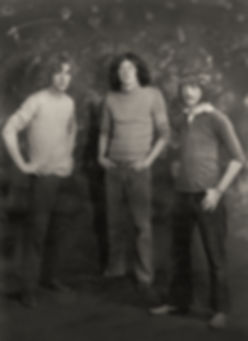 Clive, Carl, Steve