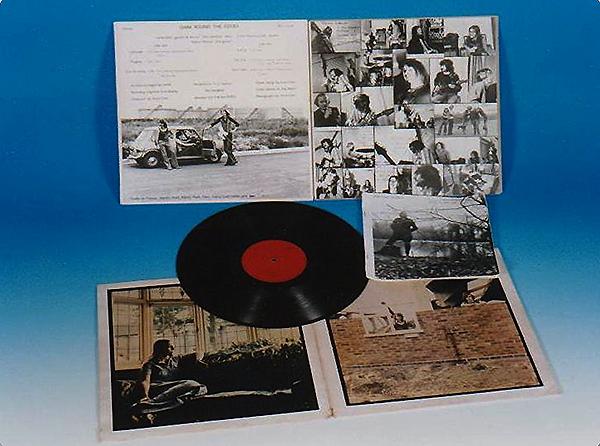 Original Dark Round The Edges LP