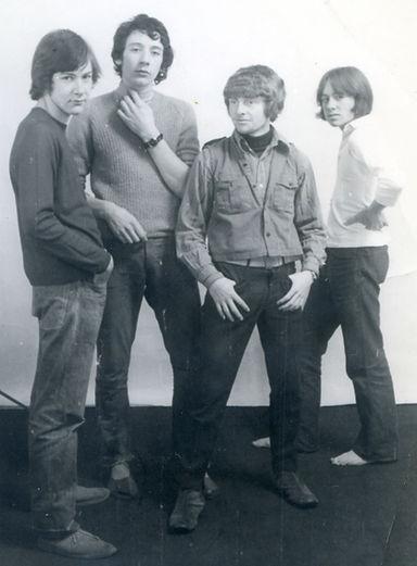 Charlie, Bruce, Steve, Martin
