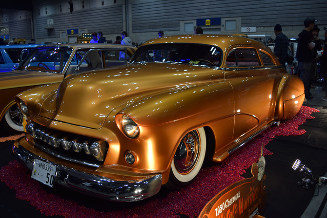 Yokohama Hot Rod Custom Show part2