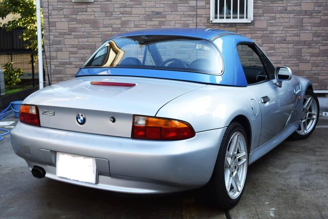 BMW Z3 クリアテール化