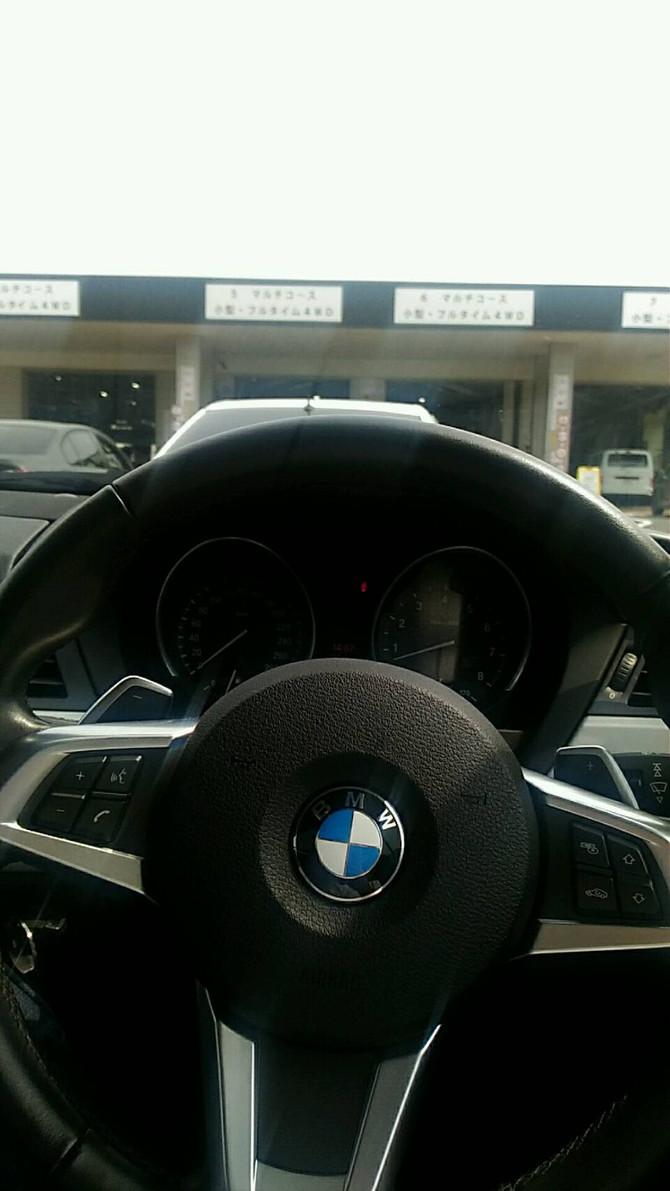 【車検】BMW E89 Z4車検取得