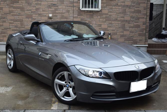 【新着在庫】BMW E89 Z4 s-drive 23i 入庫