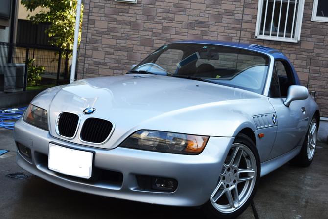 【新着在庫】BMW Z3 5MT