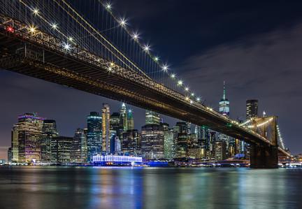 Midnight at The Brooklyn Bridge master 2
