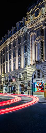One AM in Regent Street