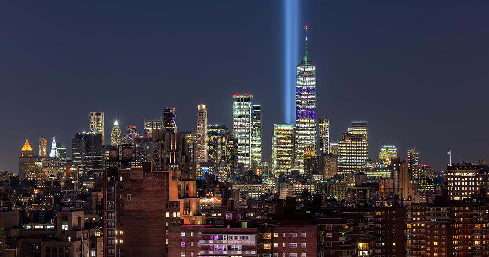 07 9-11 Tribute Lights