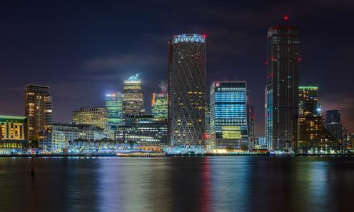 Canary Wharf West Side