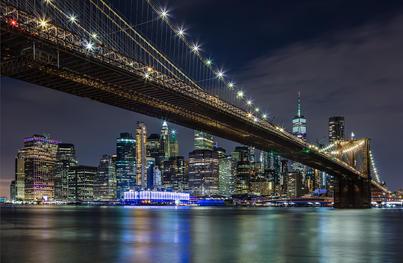 04 Midnight at The Brooklyn Bridge