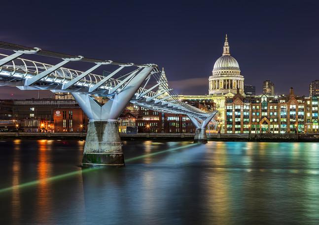 St Paul's Across the River