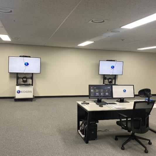 VR기반 공급설비 교육훈련 시스템
